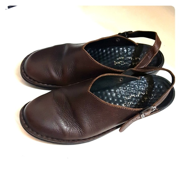 2e9c67efc1bf2 Josef Seibel Shoes - Josef Seibel air massage clogs size 12/42